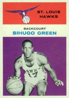 WORST NBA DRAFT PICKS - SIHUGO GREEN