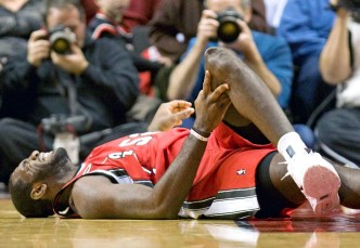 Greg Oden Injury