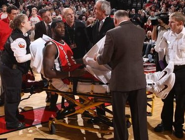 Greg Oden Exemption: Too Injured To Play (NBA)