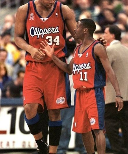 Michael Olowokandi: Honorable Mention (NBA)