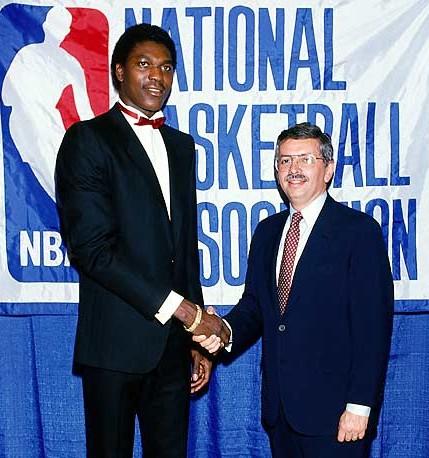 NBA Draft: Coin Toss Era