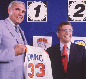 Problems with the NBA Draft Lottery