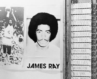 James Ray: #10 NBA Draft Bust