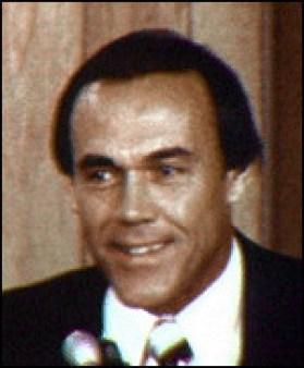 Russell Cross coach Gene Keady