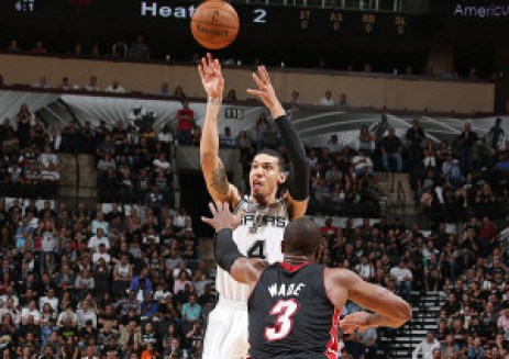 NBA D-League alum danny-green-three-point-record-nba-finals-300x212