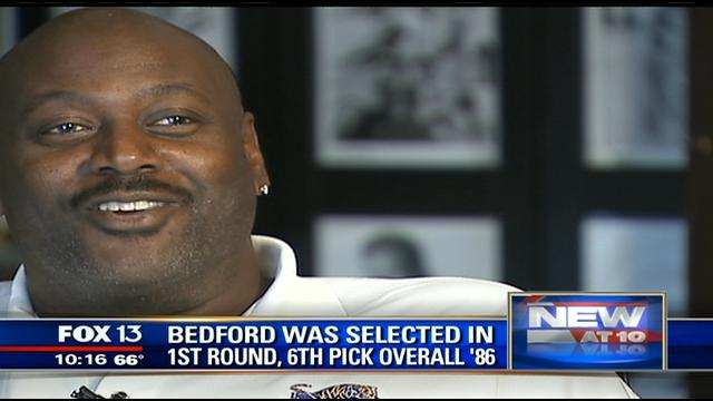 William Bedford: Honorable Mention (NBA)