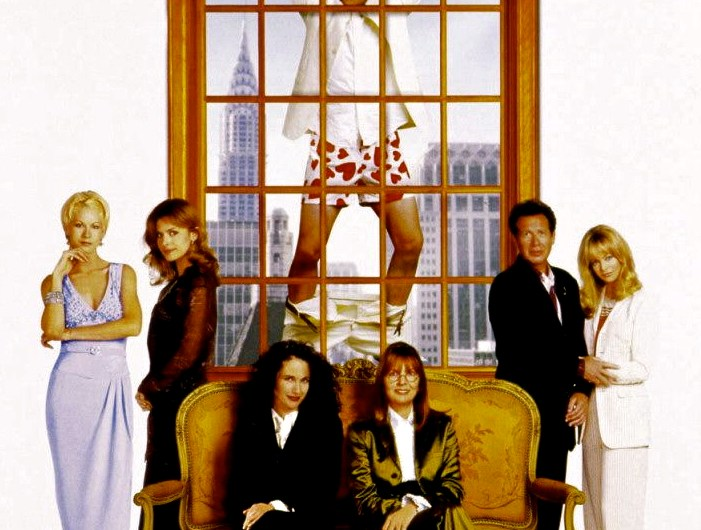 #5 Box Office Bust: Town & Country (2001)