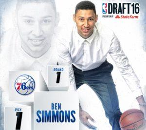 2016 NBA Draft ben simmons