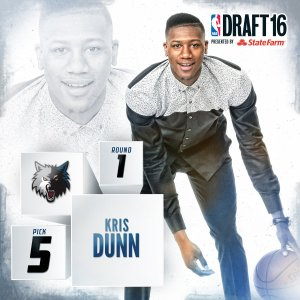 2016 NBA Draft kris dunn