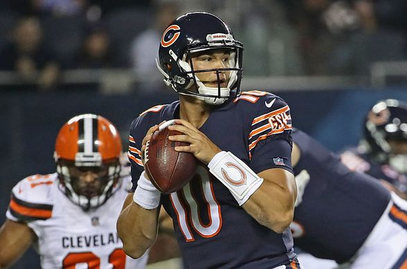 2017 Potential Bust: Mitch Trubisky