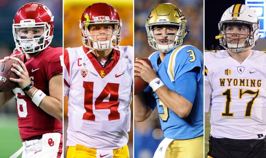 2018 NFL DRAFT – FIRST IMPRESSIONS
