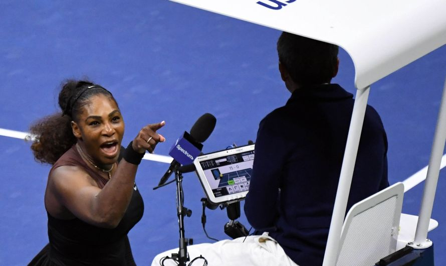 T10B Busted Nominee: Serena Williams