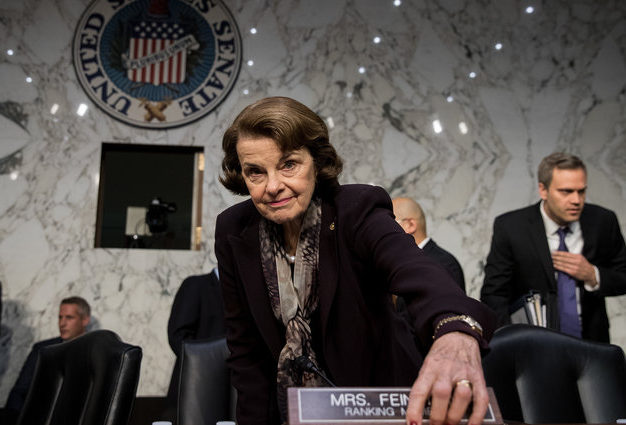 T10B Busted Nominee: Dianne Feinstein