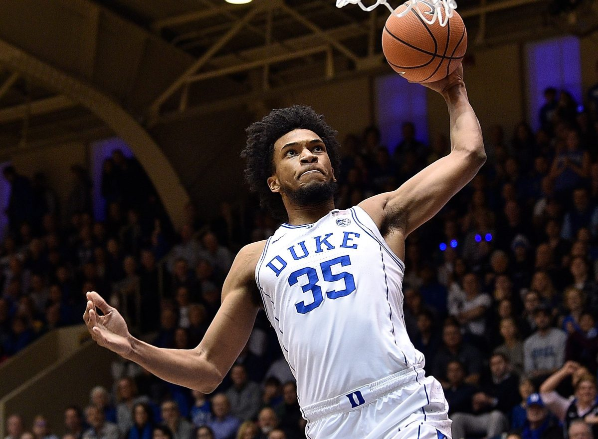 2018 Potential NBA Draft Bust: Marvin Bagley III