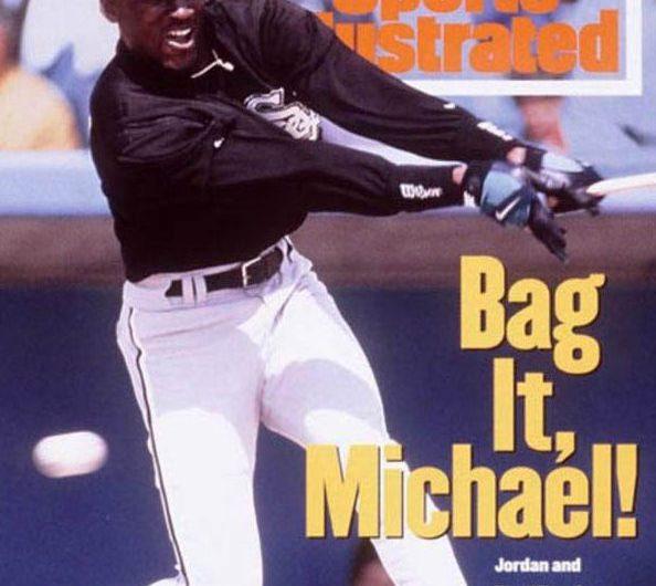Michael Jordan – Top 10 MLB Bust