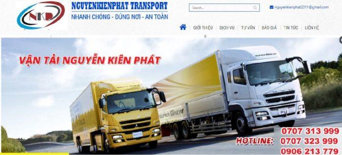 Dịch vụ chuyển nhà trọn gói Nguyễn Kiên Phát