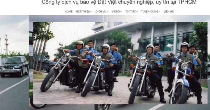 Công ty dịch vụ bảo vệ Đất Việt Hải Phòng
