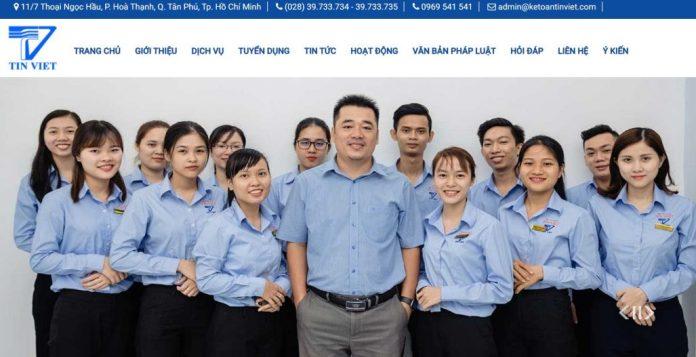 Công ty kế toán Tín Việt
