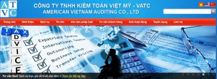 Công ty kế toán Việt Mỹ