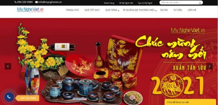 Công ty cung cấp giỏ quà tết cho doanh nghiệp Mỹ Nghệ Việt