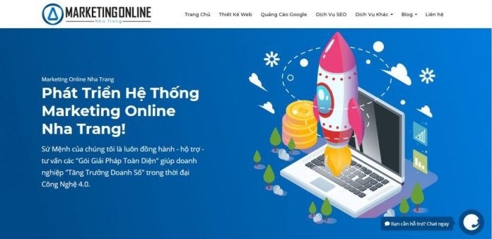 Công Ty Thiết Kế Website - marketingonlinenhatrang