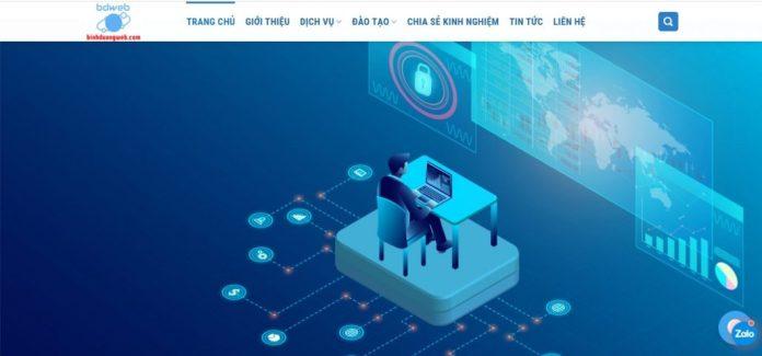 Công ty Thiết kế website - Marketing online Bình Dương
