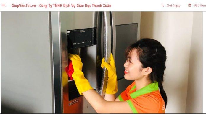 Công ty giúp việc tại nhà theo giờ Thanh Xuân