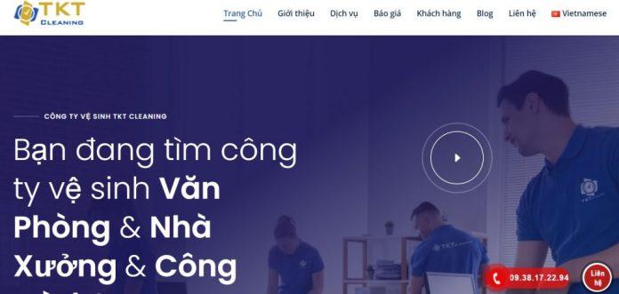 Công ty giúp việc tại nhà theo giờ TKT Cleaning
