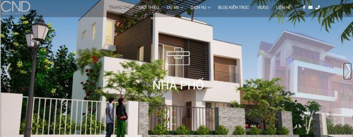 Công ty xây dựng nhà CND