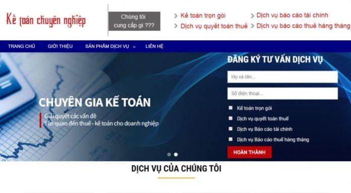 Công ty kế toán Linh Đăng