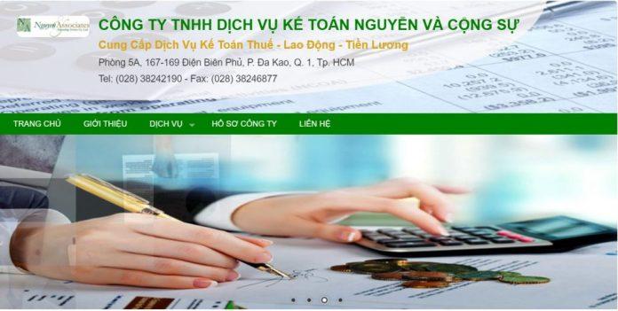 kế toán Nguyễn và cộng sự