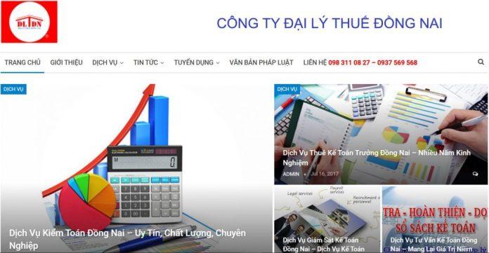 Công ty đại lý thuế Đồng Nai