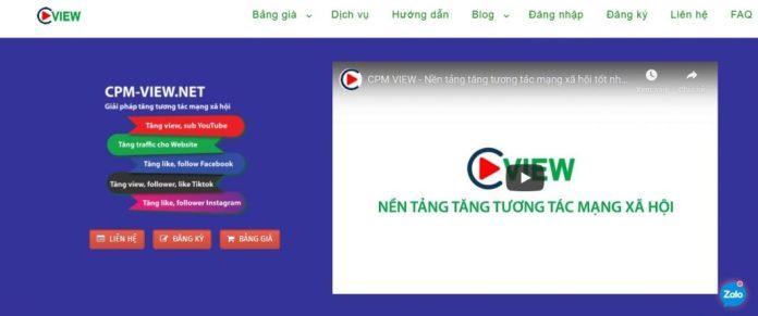 Dịch vụ tăng sub view Youtube CPM