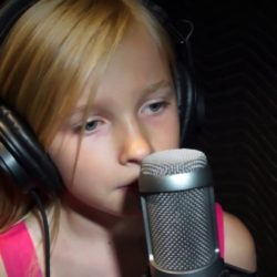 "10-year-old Jadyn Rylee covers Evanescence's ""My Immortal"""