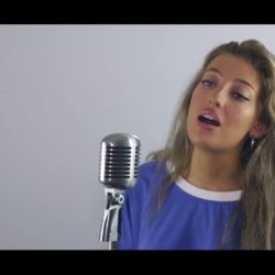"Sofia Karlberg | ""Too Good At Goodbyes"" cover (Sam Smith)"