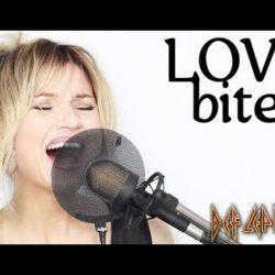 "Alyona Yarushina   ""Love Bites"" (Def Leppard)"
