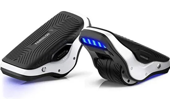 TOMOLOO Hoverboard Bluetooth LED Lights