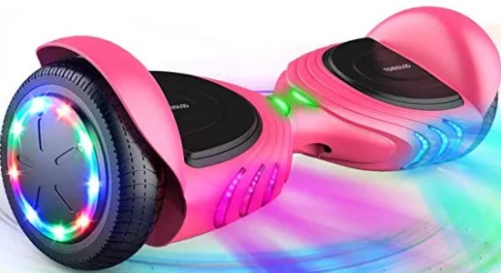 Tomoloo hoverboard, electric self-balancing smart scooter