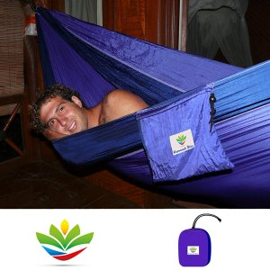 Hammock Bliss Double - Extra Large Portable Hammock