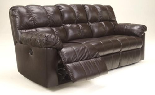 Best Leather Reclinning Sofa
