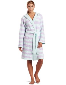 Casual Moments Women Marshmallow Hooded Robe