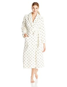 Nautica Sleepwear Women Plush Robe