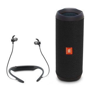 JBL Flip 4 Portable Waterproof Bluetooth Speakers