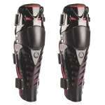 Webetop Knee Shin Guards Adult 1 Pair Flexible Breathable