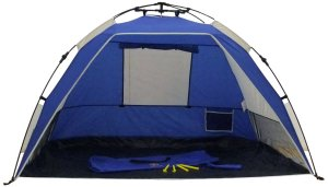 Genji Sports Instant Beach Star Tent, Blue