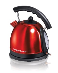 Hamilton Beach 1.7L Stainless Steel Electric Kettle 40894