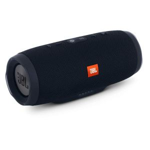 JBL Charge 3 Waterproof Bluetooth Speaker -Black