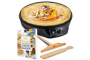 8 Best Crepe Makers Reviews in 2018