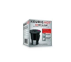 Keurig 2.0 My K-Cup Reusable Ground Coffee Filter