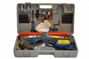 The Spare Kit Company 3 Ton Electric Scissor Jack 12v